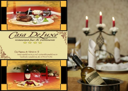 Restaurant Casa de Luxe